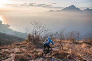 MTB Rider - E-enduro - PH Credit: Francesco Trentini